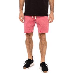 Vêtements Homme Shorts / Bermudas Pullin Short  DENING SHORT EPIC 2 AZALEE ROSE