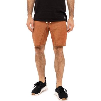 Vêtements Homme Shorts / Bermudas Pullin Short  DENING SHORT EPIC 2 RUSTBLUE ORANGE