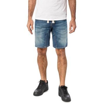 Vêtements Homme Shorts / Bermudas Pullin Short  DENING SHORT EPIC 2 STONEBLUE BLEU