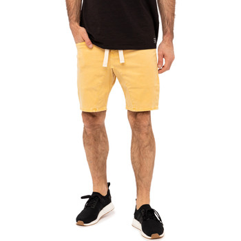 Vêtements Homme Shorts / Bermudas Pullin Short  DENING SHORT EPIC 2 STRAW JAUNE