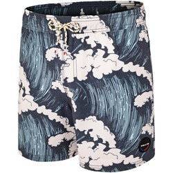 Vêtements Homme Shorts / Bermudas Pullin Short  GARY BLUEWAVES BLEU