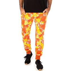 Vêtements Homme Pantalons de survêtement Pullin Jogging  slim AMAZON ORANGE