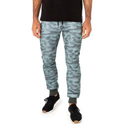 Vêtements Homme Pantalons de survêtement Pullin Jogging  slim DIGITAL VERT
