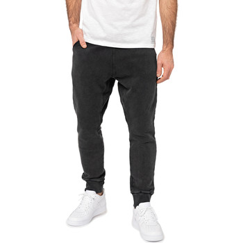 Vêtements Homme Pantalons de survêtement Pullin Bas de jogging  JOGGING LOOSE DARK NOIR