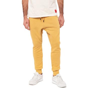 Vêtements Homme Pantalons de survêtement Pullin Bas de jogging  JOGGING LOOSE HONEY JAUNE