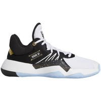 Chaussures Homme Basketball adidas Originals D.O.N. Issue 1 - Issue Pack Blanc