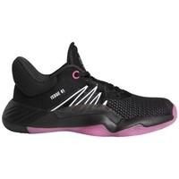 Chaussures Garçon Basketball adidas Originals D.O.N. Issue 1 C Noir