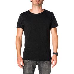 Vêtements Homme T-shirts manches courtes Pullin T-shirt  BLACK NOIR