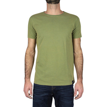 Vêtements Homme T-shirts & Polos Pullin T-shirt  KAKI VERT