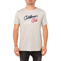 Vêtements Homme T-shirts manches courtes Pullin T-shirt  GENTLEMENC GRIS