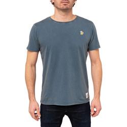 Vêtements Homme T-shirts & Polos Pullin T-shirt  PATCHBEER BLEU
