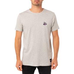 Vêtements Homme T-shirts & Polos Pullin T-shirt  PATCHCOKDEATH GRIS