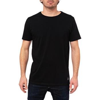 Vêtements Homme Veuillez choisir votre genre Pullin T-shirt  PLAINBLACK NOIR