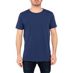 Vêtements Homme T-shirts manches courtes Pullin T-shirt  PLAINNAVY BLEU