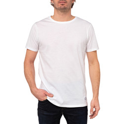 Vêtements Homme T-shirts & Polos Pullin T-shirt  PLAINWHITE BLANC