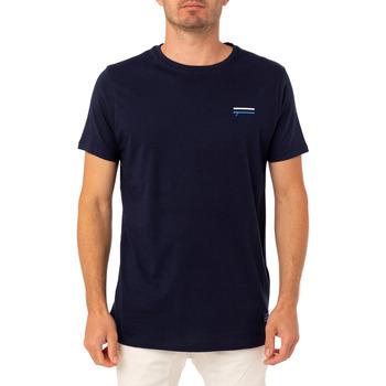 Vêtements Homme T-shirts & Polos Pullin T-shirt  RISK BLEU