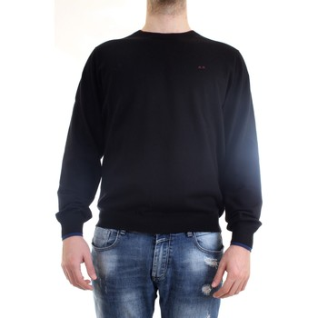 Vêtements Homme Pulls Sun68 K29105 pull-over homme noir noir