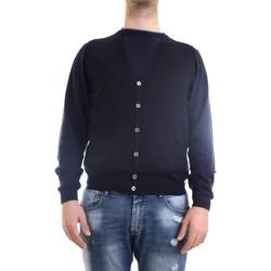 Vêtements Homme Gilets / Cardigans Gran Sasso 58182/14296 Gilet homme bleu bleu