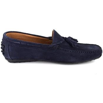 Chaussures Homme Mocassins J.bradford JB-NASTY marine Bleu