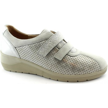 Chaussures Femme Baskets basses Grunland GRU-RRR-SC5116-GR Grigio