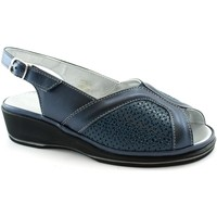 Chaussures Femme Sandales et Nu-pieds Grunland GRU-E21-SA2325-BL Blu