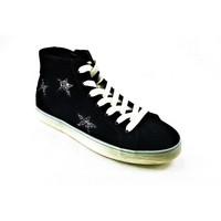 Chaussures Femme Baskets mode Moow KP7602 noir