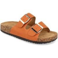 Chaussures Femme Mules Buonarotti 1AY-1056 Naranja