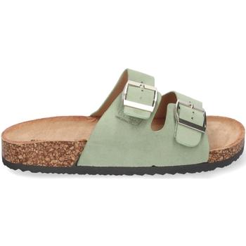 Chaussures Femme Mules Buonarotti 1AY-1056 Verde