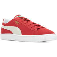 Chaussures Homme Baskets basses Puma Suede Classic XXL rouge
