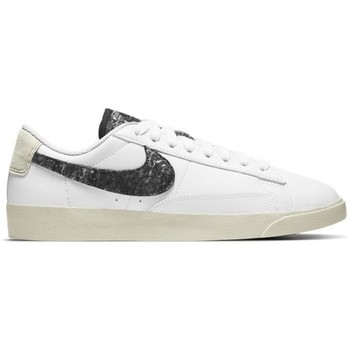 Chaussures Femme Baskets basses Nike WMNS BLAZER LOW SE / BLANC Blanc