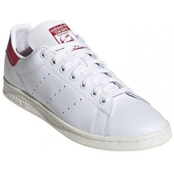 Chaussures Baskets basses adidas Originals STAN SMITH / BLANC Blanc