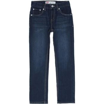 Vêtements Garçon Jeans slim Levi's Jeans garçon coupe slim Bleu