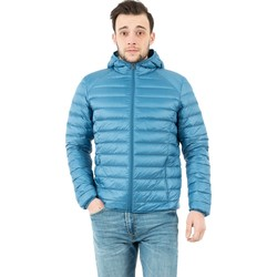 Vêtements Homme Doudounes JOTT doudoune nico ml capuche 185 light denim bleu