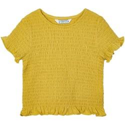 Vêtements Fille Tops / Blouses Mayoral  amarillo