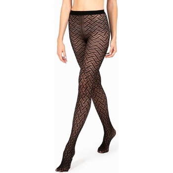 Sous-vêtements Femme Collants & bas Le Bourget Collant Carmen 80D NOIR