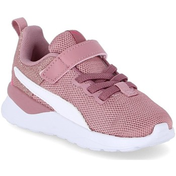 Chaussures Fille Baskets basses Puma Anzarun Lite Rose