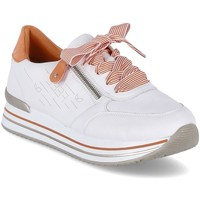 Chaussures Femme Baskets basses Remonte Dorndorf D131380 Blanc