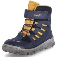 Chaussures Enfant Baskets montantes Superfit Mars Bleu