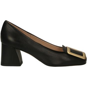 Chaussures Femme Mocassins Il Borgo Firenze IMPERO nero