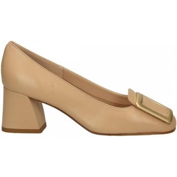 Chaussures Femme Mocassins Il Borgo Firenze IMPERO crema