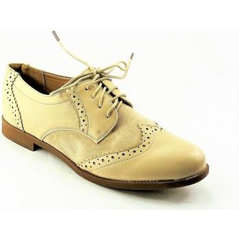 Chaussures Femme Derbies & Richelieu Cink-me DM633 BEIGE