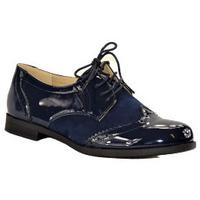 Chaussures Femme Derbies & Richelieu Cink-me DM633 MARINE