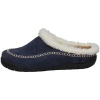 Chaussures Femme Chaussons Florance C50506-3 BLEU