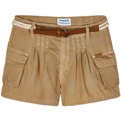 Vêtements Fille Shorts / Bermudas Mayoral  Marrón