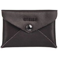 Sacs Homme Porte-Documents / Serviettes Etrier Porte-cartes cuir Z.EMBALLAGES 080-00EENV01 NOIR(E)