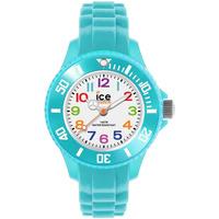 Montres & Bijoux Enfant Montres Analogiques Ice Watch Montre Enfant  en Silicone Bleu Bleu