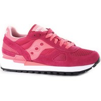 Chaussures Femme Baskets basses Saucony S1108 ROUGE