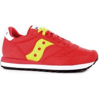 Chaussures Homme Baskets basses Saucony S2044 ROUGE JAUNE