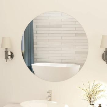 Maison & Déco Miroirs Vidaxl Φ 80 cm Argent