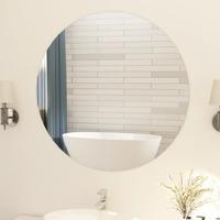 Maison & Déco Miroirs Vidaxl Φ 90 cm Argent